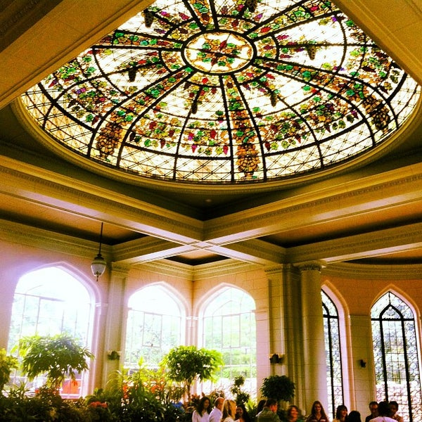 Photo taken at Casa Loma by Ahmed I. on 7/16/2013