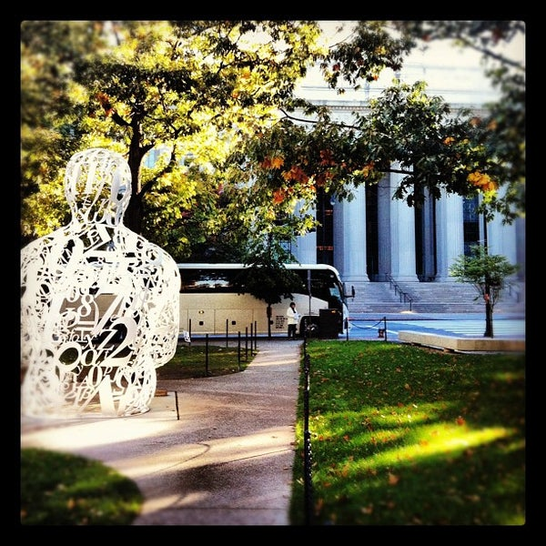 Photo taken at Massachusetts Institute of Technology (MIT) by Rachel G. on 10/13/2012
