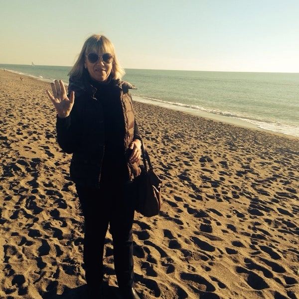 Photo taken at Ostia by Ekaterina R. on 1/1/2014
