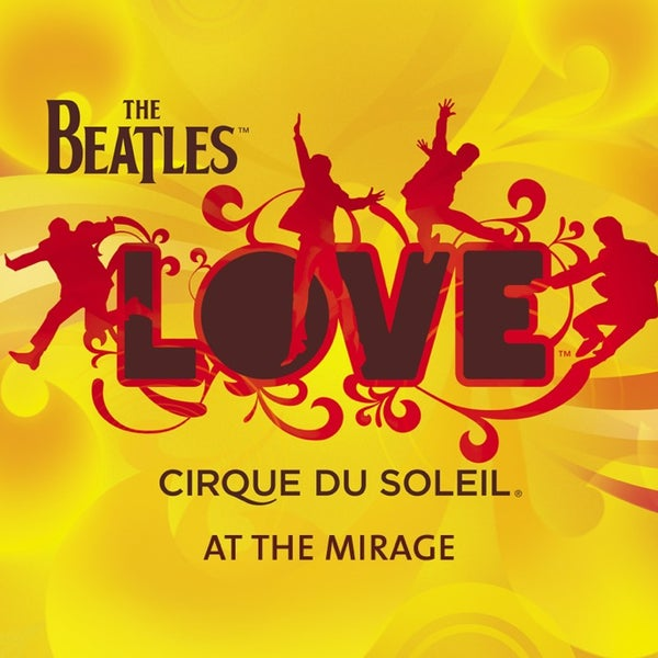 Photo taken at The Beatles LOVE (Cirque Du Soleil) by Bill C. on 3/11/2013