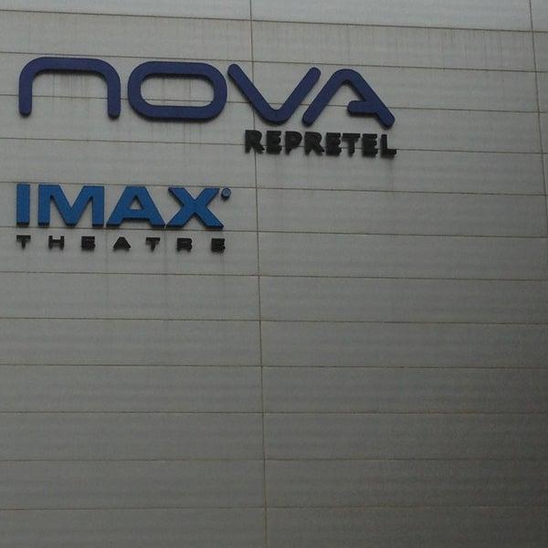 Photo taken at Nova Cinemas by Gabriel A. on 6/29/2013