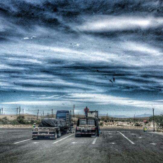 Photo taken at Moapa Paiute Travel Plaza / Chevon Gas by Gary P. on 4/12/2014