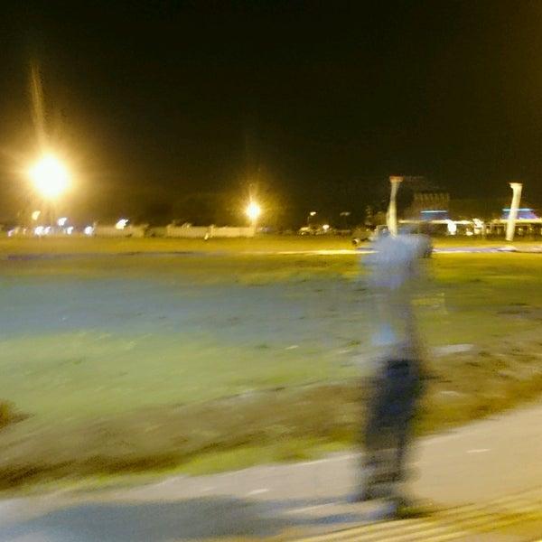 Photo taken at Alun - Alun Lor by Joko P. on 9/11/2016