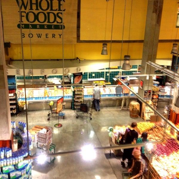 Whole Foods Kombucha Bar