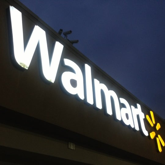 Photo taken at Walmart Supercenter by Andrew A. on 11/4/2012