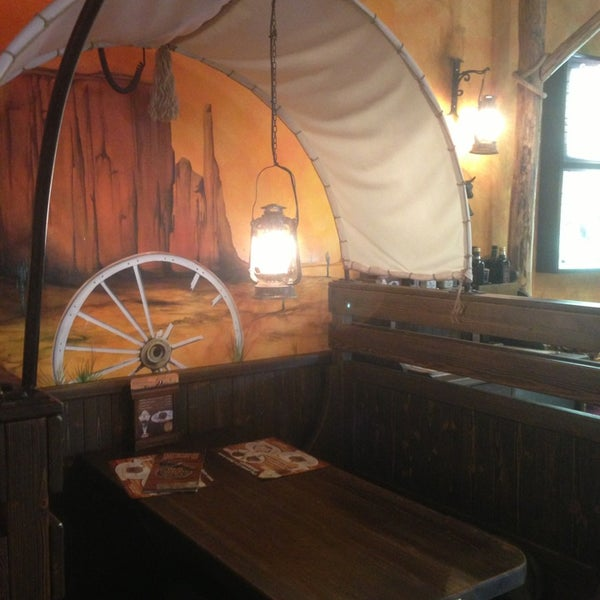 Photo taken at Old Wild West Express by Mauro N. on 8/26/2013