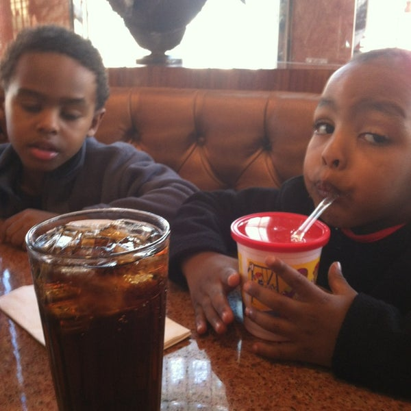Photo taken at Imperial Diner by Tyshawn D. on 12/28/2012