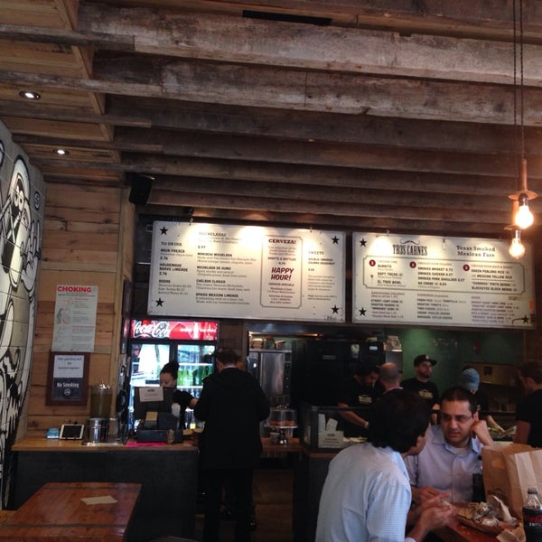 Fast casual go tos for 11 east broadway 13th floor new york ny 10038