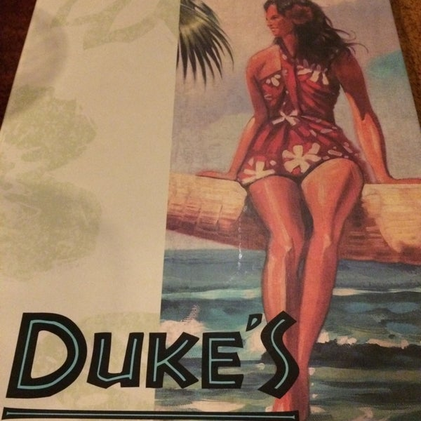 Photo taken at Duke's Waikiki by Cara C. on 6/25/2014