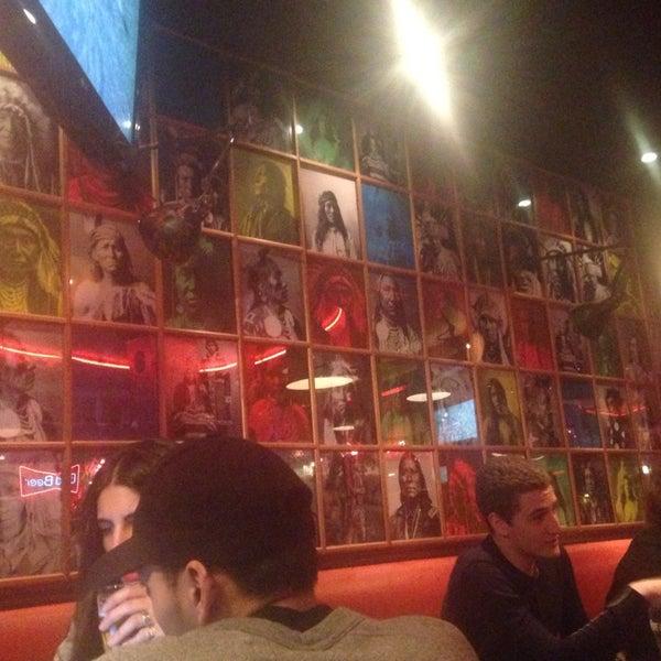 Photo taken at Indiana Café – République by VSandra on 11/25/2014