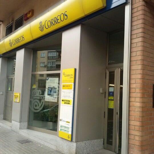 Oficina correos benicalap valencia comunidad valenciana for Oficina de correos valencia