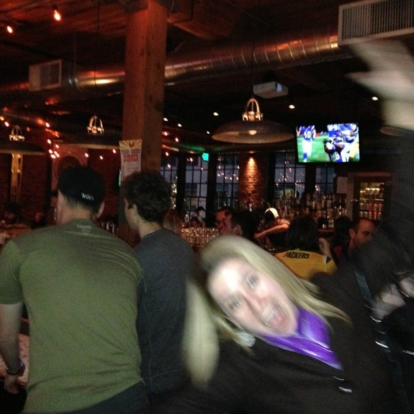 Photo taken at Brave Horse Tavern by Ahmad C. on 1/6/2013