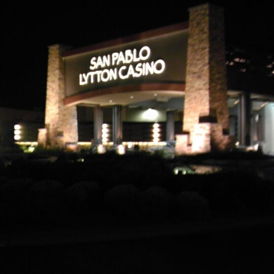 Have you heard of san pablo lytton casino?