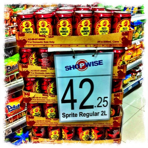 Photo taken at Shopwise by Evan G. on 12/24/2012