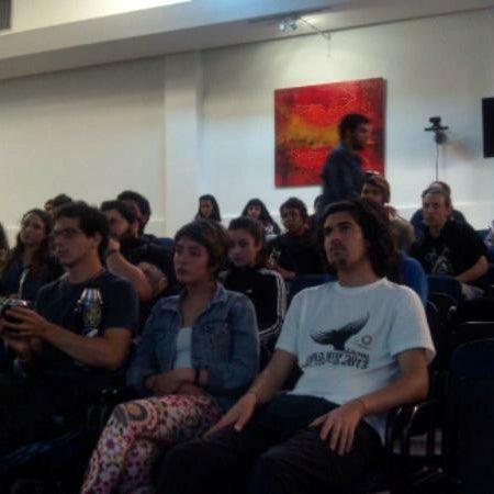 Foto tomada en Facultad de Psicología - Udelar por Paribanu F. el 9/25/2014