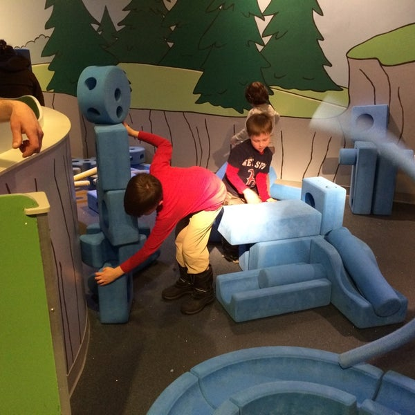 Photo taken at Boston Children's Museum by Joseph S. on 4/4/2014