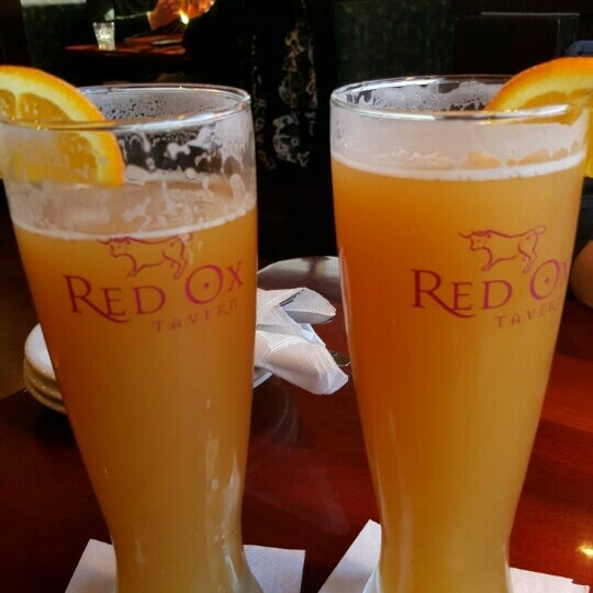 Photo taken at Red Ox Tavern by Eric S. on 4/5/2016