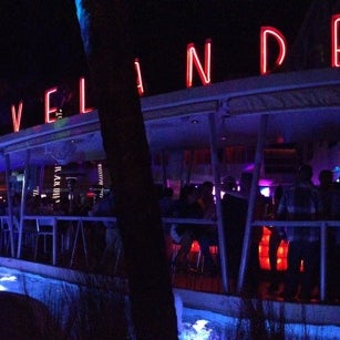 Photo taken at Clevelander by Danielle O. on 3/15/2013