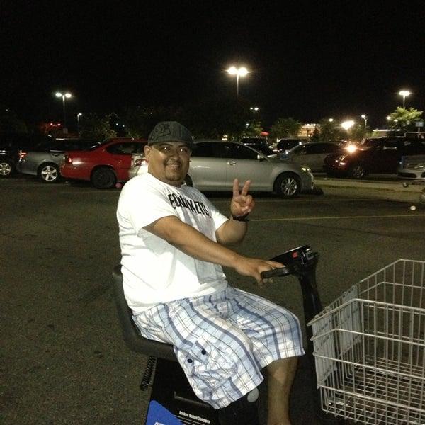 Photo taken at Walmart Supercenter by Daniel C. on 8/9/2013