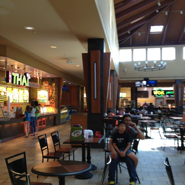 Haywood Mall Greenville Sc Food Court