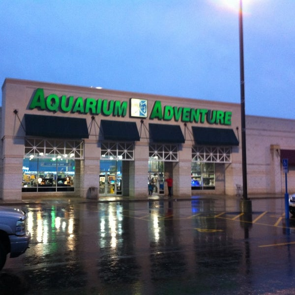 Take a date places for Fish store columbus ohio