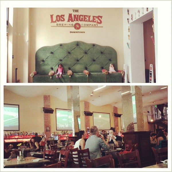 Photo taken at Los Angeles Brewing Company by Mistatwin M. on 6/30/2013