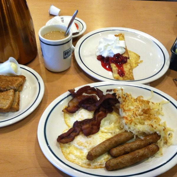 Photo taken at IHOP by Patrick M. on 3/2/2014
