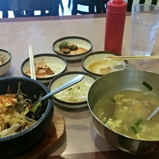 Photo taken at Jun's House Korean Restaurant by A Devoted Yogi on 4/23/2015