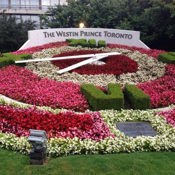 Photo taken at The Westin Prince, Toronto by Sam K. on 7/27/2013