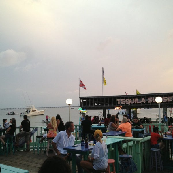 Photo taken at Tequila Sunset by Hector on 7/5/2013