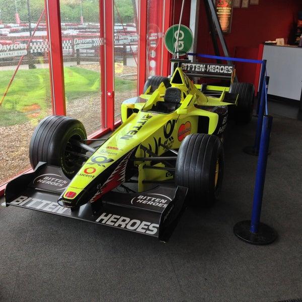 Photo taken at Daytona Karting Circuit by Ilya on 5/9/2013
