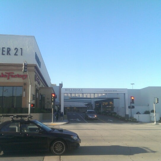 Photo taken at Hillsdale Shopping Center by Majed on 1/5/2014