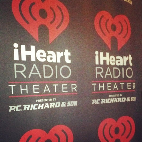 Photo taken at iHeartRadio Theater by Jeff N. on 11/18/2013