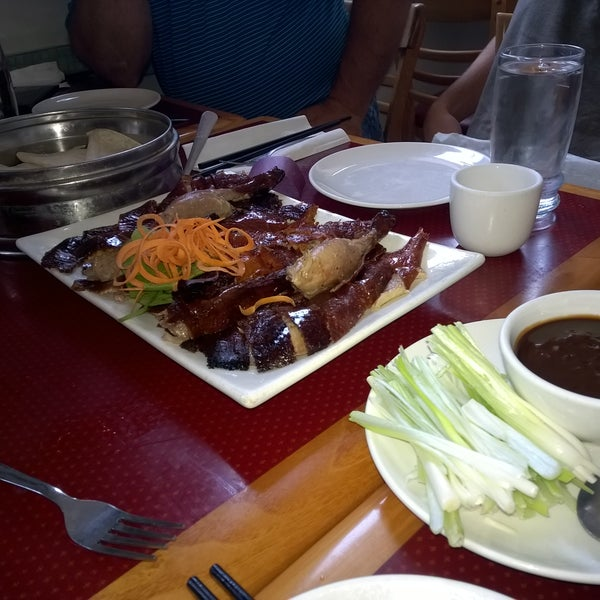 Photo taken at Sang Kee Peking Duck House by kevin i. on 8/30/2015