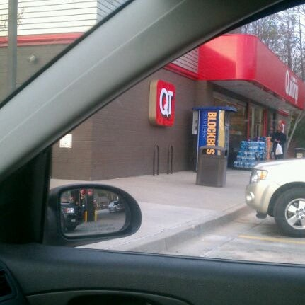Photo taken at QuikTrip by Mallory C. on 2/17/2012