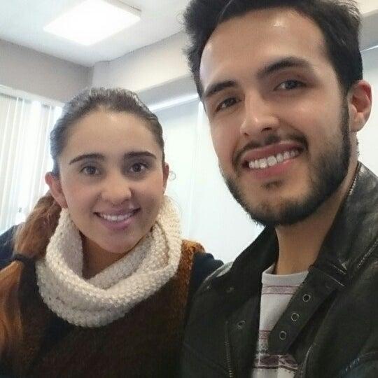 Photo taken at Universidad Autónoma de Durango Campus Zacatecas by Hector M. on 4/17/2015