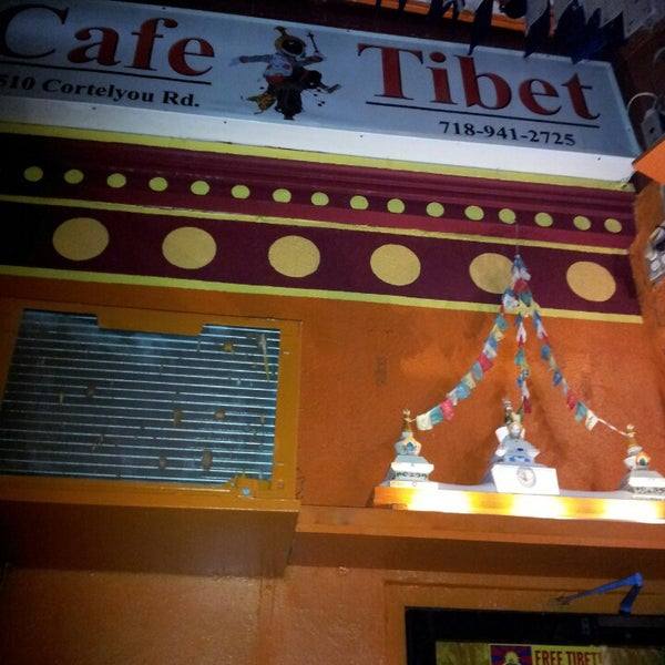 Photo taken at Cafe Tibet by Scorpio_03 on 1/5/2014