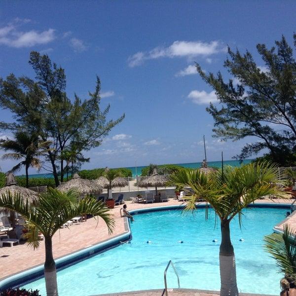 Howard Johnson Plaza Hotel Miami Beach Fl