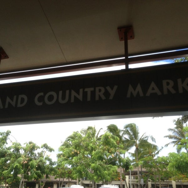 Photo taken at Island Country Markets by Michael D. on 8/13/2013