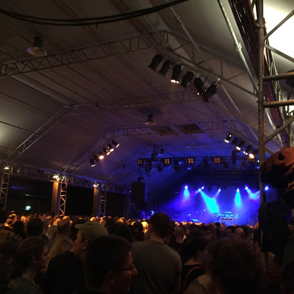 Photo taken at TonHalle by Mc V. on 11/12/2015