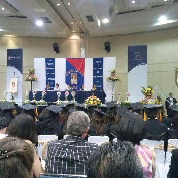Photo taken at Universidad del Valle de Atemajac (UNIVA) by Ixchel D. on 6/28/2013