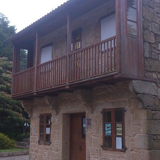 Oficina de turismo de a pobra do carami al casa mari eira for Oficina turismo galicia