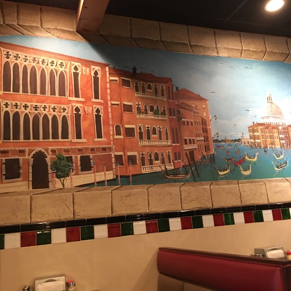 Photo taken at Toby's Original Little Italy Pizza by Ryan L. on 7/1/2016
