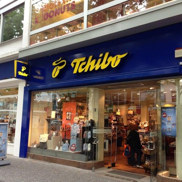 tchibo coffee shop in schlo stra e. Black Bedroom Furniture Sets. Home Design Ideas
