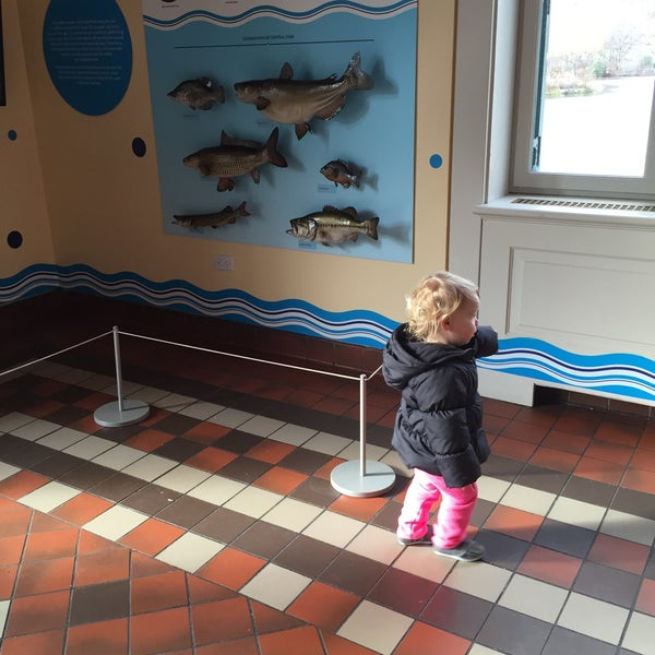 Photo taken at The Charles A. Dana Discovery Center by Kate D. on 1/2/2016