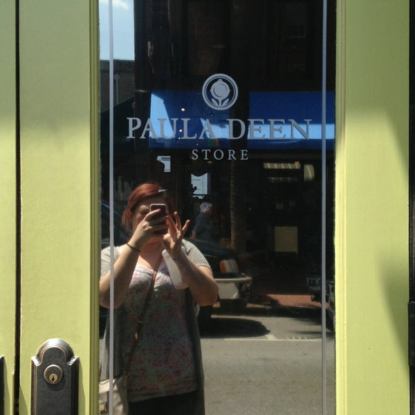 Photo taken at The Paula Deen Store by Carissa M. on 6/12/2013