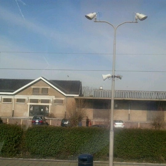 Photo taken at Station Blankenberge by Lize L. on 4/1/2013