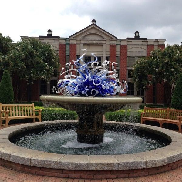 Photo taken at Atlanta Botanical Garden by Christy Boyce G. on 7/24/2013
