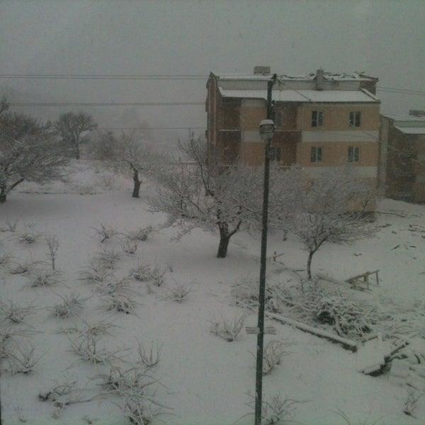 Photo taken at Hacılar by Murat K. on 3/17/2013