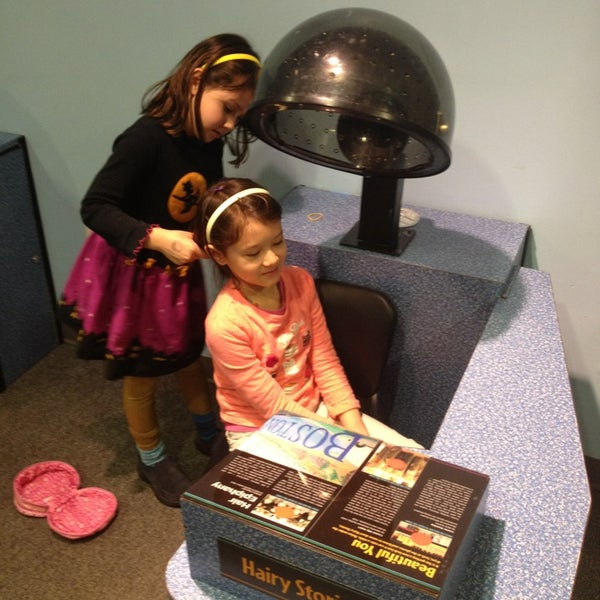 Photo taken at Boston Children's Museum by William B. on 3/29/2013
